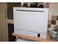 REDUCED! Bosch Silence Plus Half-size countertop dishwasher