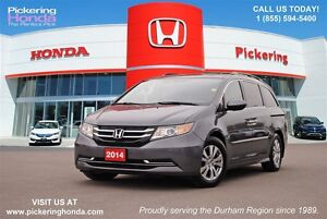 2014 Honda Odyssey EX-L | NAVI | LEATHER | ROOF RACK