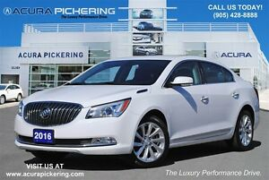 2016 Buick LaCrosse LEATHER ALLOYS BLUETOOTH V6