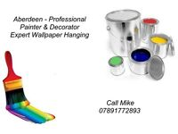Aberdeen - Professional Painting & Decorating Services