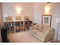 We are delighted to offer this well presented, one double bedroom apartment set over two - KJ