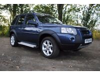 Really Clean LandRover Freelander, with only 65, 235 miles