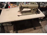 Brother Heavy Duty Lockstitch/Flatbed Sewing Machine