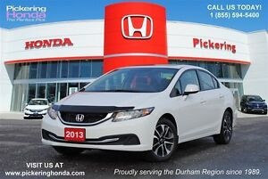 2013 Honda Civic EX | BLUETOOTH | HEATED SEATS | SUNROOF
