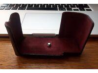 Original Canon G16 black leather & felt camera case complete. As new £23