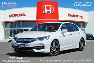 2017 Honda Accord Sport | HONDA SENSING | SUNROOF | DUAL EXHAUST