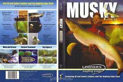 Books & Video - Muskie Dvd