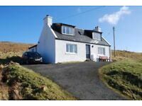 14 Aultgrishan Holiday Cottage, Gairloch, Wester Ross, Highlands