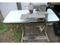 Brother Blind hemmer felling machine industrial sewing machine