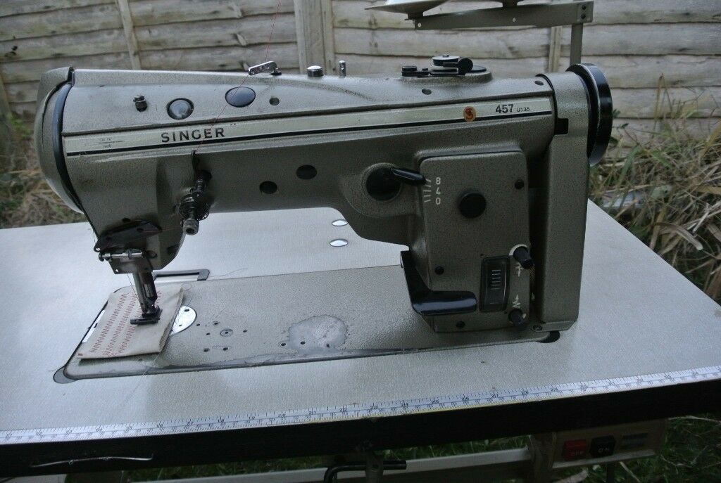40STEPZIGZAGSINGERINDUSTRIALSEWINGMACHINE In Southmead Stunning Gumtree Industrial Sewing Machine For Sale