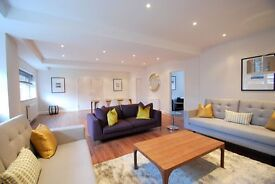 Exceptional four bedroom town house within the heart of South Hampstead.