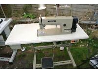 Brother Heavy Duty Lockstitch Sewing machine for Alteration shops, Home use,
