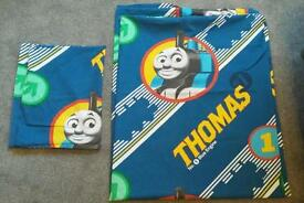 Thomas the tank cotbed duvet set