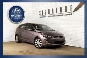 2014 Hyundai Accent GLS+TOIT+8 PNEUS+A/C+GROUPE ÉLECTRIQUE+++