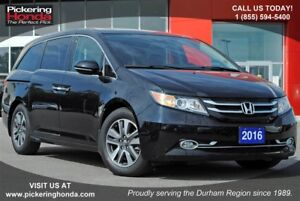 2016 Honda Odyssey Touring LEATHER DVD NAVI
