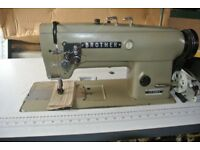 Brother TWIN NEEDLE FEED Heavy Duty Sewing machine