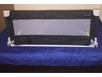 Mamas & Papas Bed Guard/ Rail in Black - New