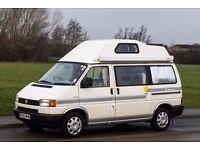 VW Leisuredrive campervan T4 based, twin berth Thetford cassette toilet,fridge,hob, sink, etc,