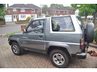 Daihatsu Sportrak - spares or repair