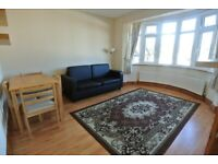 Large first floor one bedroom flat to rent in Kingsbury with garden on cul-de-sac