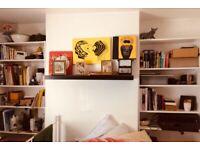 2 IKEA book shelfs