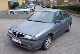1992 Lancia Delta 1.8 Complete Restoration Project *** BELGIUM IMPORT *** for spares or parts