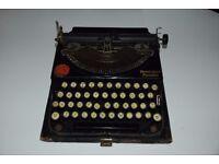 Vintage Typewriter - Remington Portable 1920