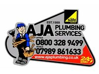 GAS FITTER GAS SAFE REGISTERED PLUMBER NI NORTH LONDON HERTFORDSHIRE SAWBRIDGEWORTH