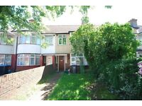 2 Bedroom House - 2 Receptions - Front and Rear Garden - Available Now