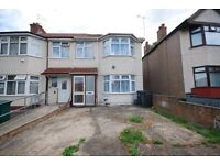 3 Bed End Terraced House - 2 Receptions - Fully Furnished - Available 1st October 2016