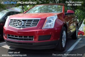 2014 Cadillac SRX Low KMs   Heated leather seats   Climate Contr