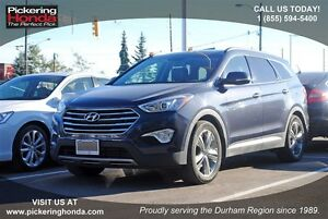 2013 Hyundai Santa Fe XL XL | LEATHER | SUNROOF | NAVI