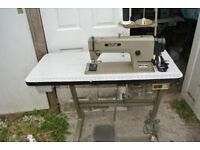 Brother MARK III Heavy Duty sewing machine, For horse Rugs, curtains, Denim and the like