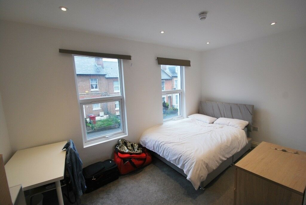 Ensuite Double Room to rent - short walk to Reading Town Centre