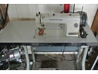 Typical-Top-&-Botton-Feed-Walking-foot-Heavy-Duty-Industrial-Sewing-Machine
