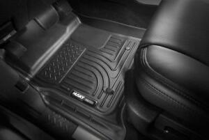 2009-2014 Ford F-150 SUPERCREW Husky Liner Weatherbeater Floor Liners | Order Today at motorwise.ca