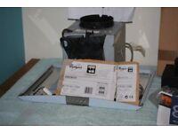 brand new Whirlpool AKR 503 1X cooker hood/extractor