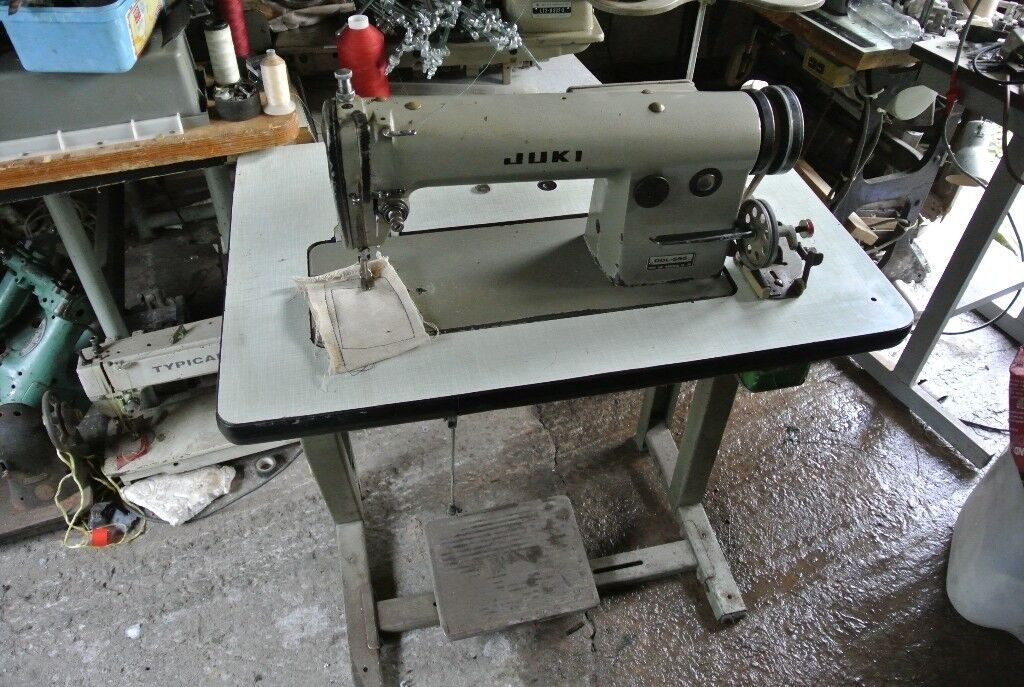 JUKI INDUSTRIAL Sewing Machine In Southmead Bristol Gumtree Delectable Gumtree Industrial Sewing Machine For Sale