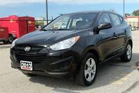 2012 Hyundai Tucson GL | Bluetooth | CERTIFIED