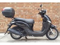 Yamaha delight 115, Immaculate condition