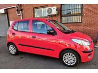 HYUNDAI i10 2010 - 1.2 - FULL SERVICE HISTORY - ONE OWNER FROM NEW