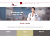 Professional Website Design / Graphic Design / Marketing Consultancy