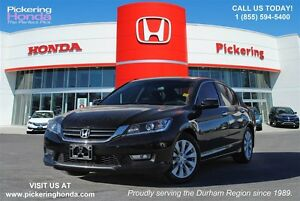 2013 Honda Accord EX-L | LEATHER | TINT | REAR & SIDE CAMERA