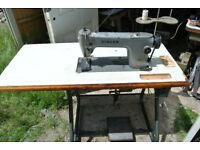 Singer Industrial Sewing Machine-FOR HORSE RUGS, CURTAIN, DENIM, CANVAS, STUDIOS