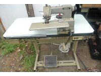 Brother Blind hemmer felling machine industrial sewing machine