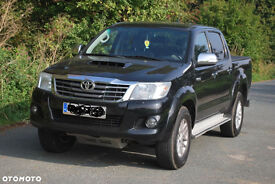 toyota hillux 3.0 diseal automatic 2013 left hand drive