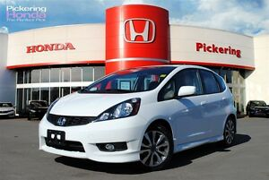 2012 Honda Fit Sport (A5) - no accidents