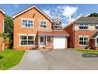 5 bedroom house in Poplar Grove, Coventry, CV8 (5 bed)