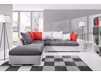 Delivery 1-3 days traditional form relaxation and comfort PORTO brand new sofa corner couch settee