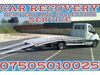 CAR & COMMERCIAL RECOVERY TRANSPORT DELIVERY BREAKDOWN SERVICES